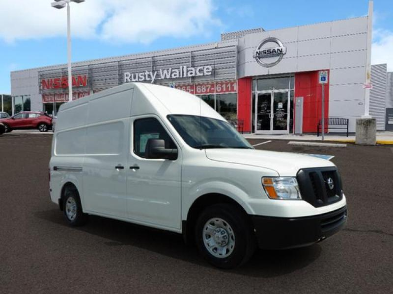 New 2019 Nissan NV2500HD SV