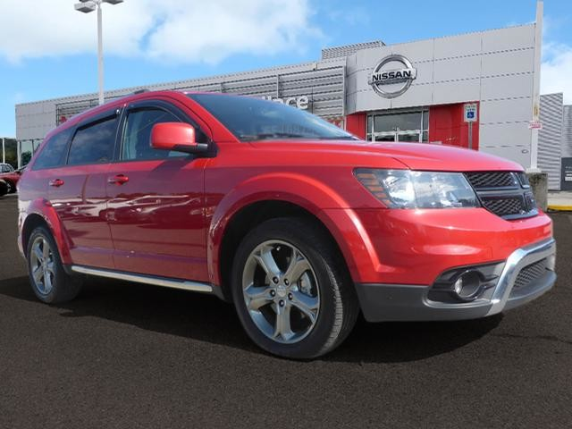 Pre Owned 2016 Dodge Journey Crossroad