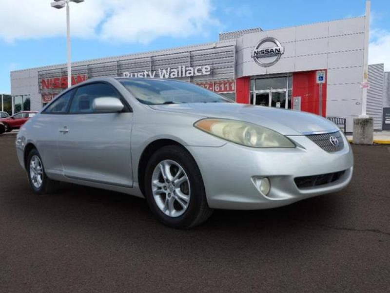 Pre-Owned 2004 Toyota Camry Solara SE