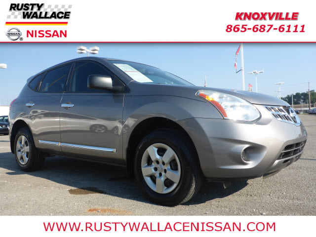 Great Pre Owned 2013 Nissan Rogue S