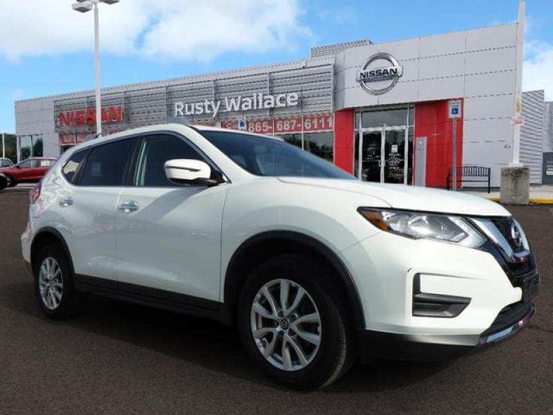 Certified Pre Owned 2017 Nissan Rogue Sv