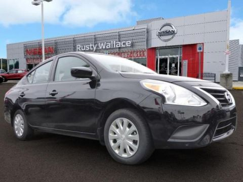 Pre-Owned 2017 Nissan Versa S
