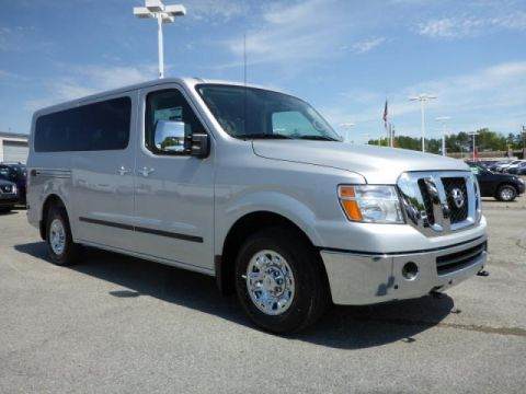 New 2019 Nissan NV3500 NV3500 HD SL